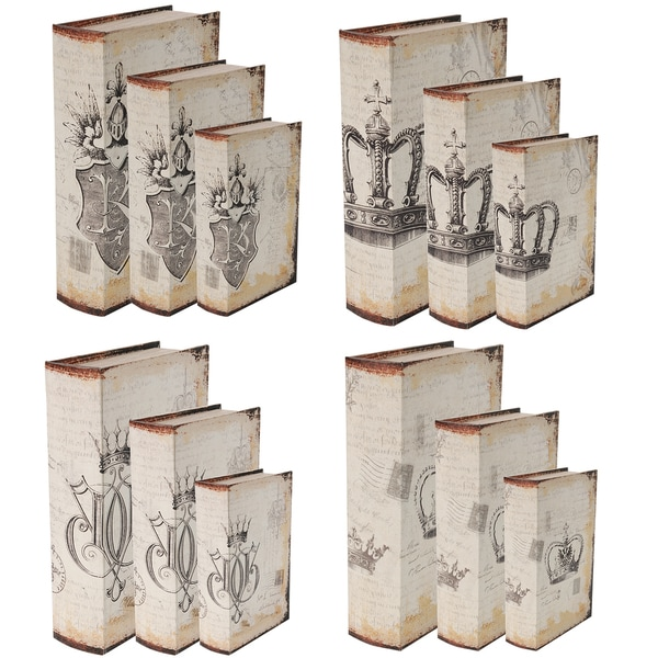 Book Boxes (Case of 12)