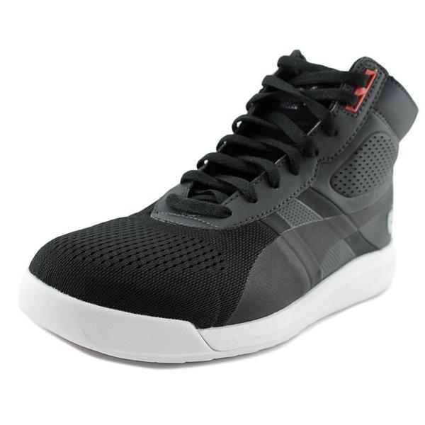 Puma Men's 'Podio TD Mid SF' Mesh Athletic Shoes