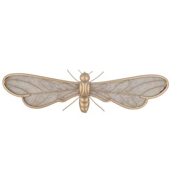 Skyler Bronze Metal Butterfly Figurine