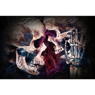 Daveed Benito 'Till Death' Fine Art Giclee Print