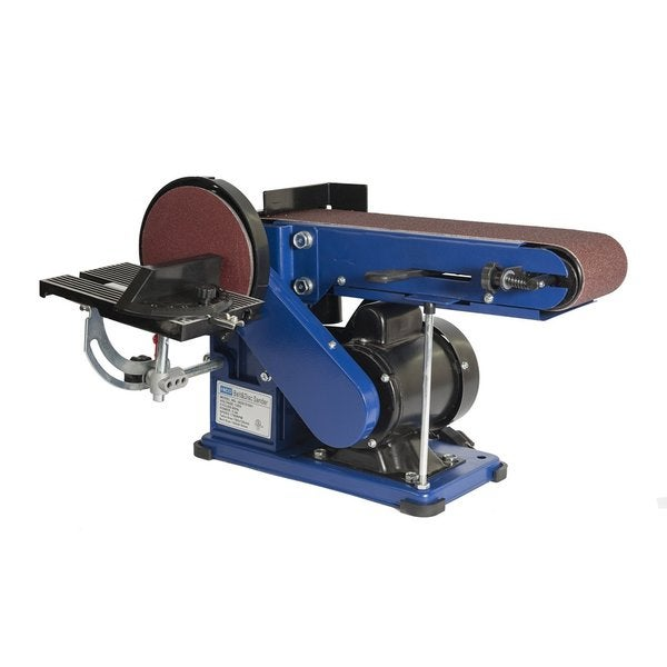 HICO BDS1510A 4-in x 6-in Belt and Disc Sander