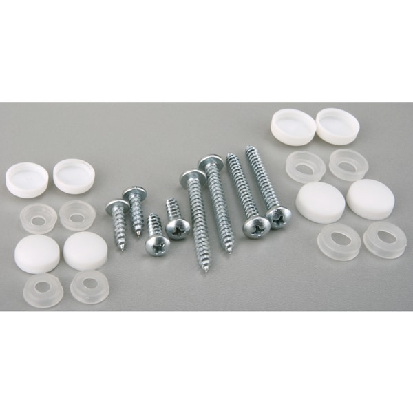 John Sterling Corp CD-0047 Mounting Screws w/ Caps