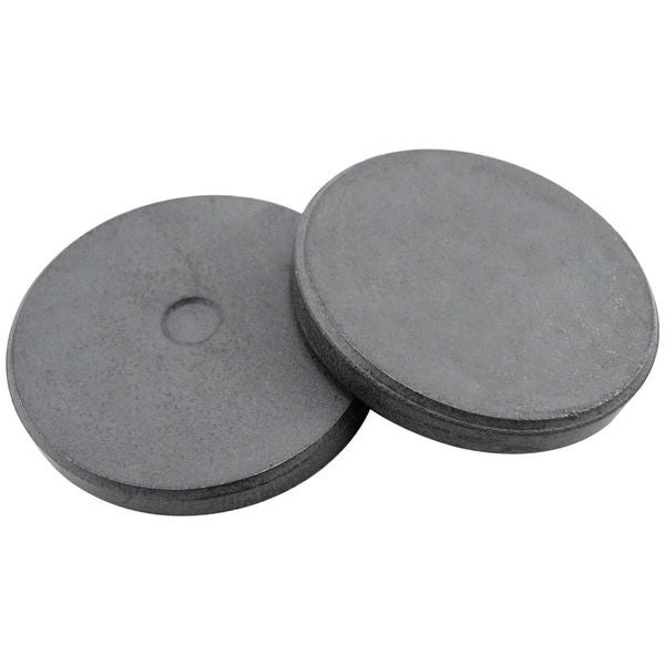 "Master Magnetics 07041 1-1/2"" Magnet Disc 2 Count"