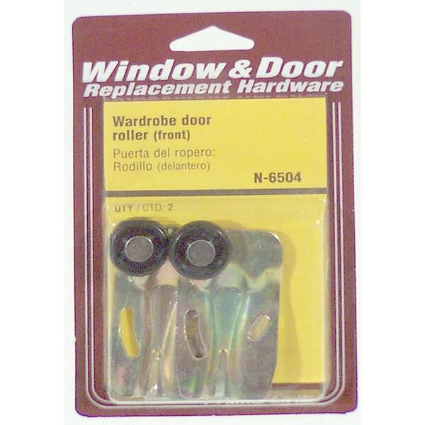 Prime Line N6504 Wardrobe Door Front Roller Assembly