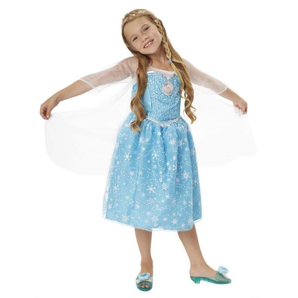 Jakks Pacific Disney Frozen Elsa Musical Light-up Dress