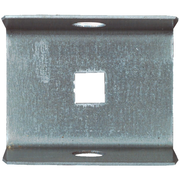 """Stanley Hardware 272732 4"""" X 5/8"""" Zinc Plated Mending Plates w/out Screws"""