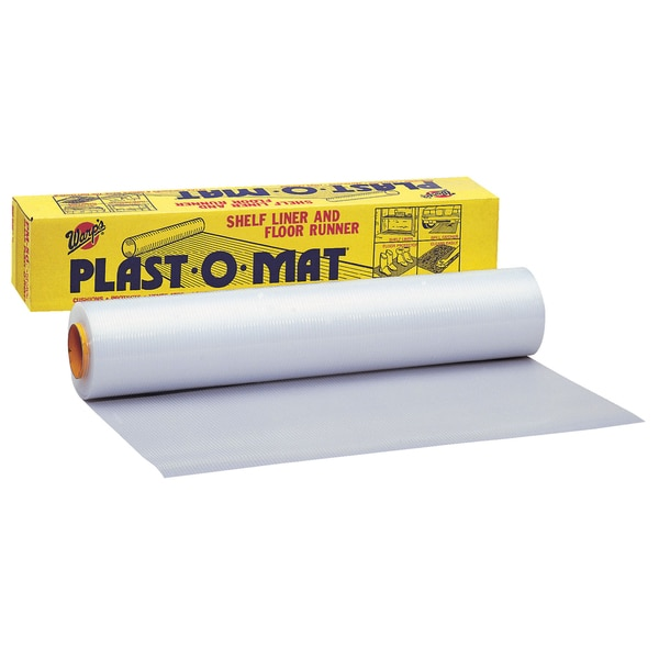 "Warps PM-50 30"" X 50' Clear Plast-O-Mat 21110640"