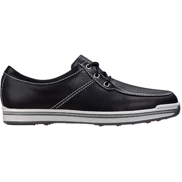 FootJoy Contour Casual Boat Golf Shoes 2016 Black
