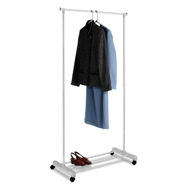 Whitmor 6023-4012 Rolling Garment Rack