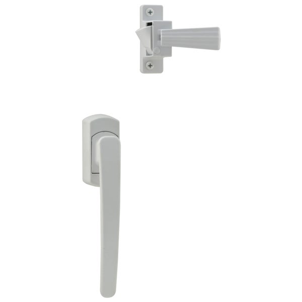 Hickory Hardware VDN333WH White Handle Latch
