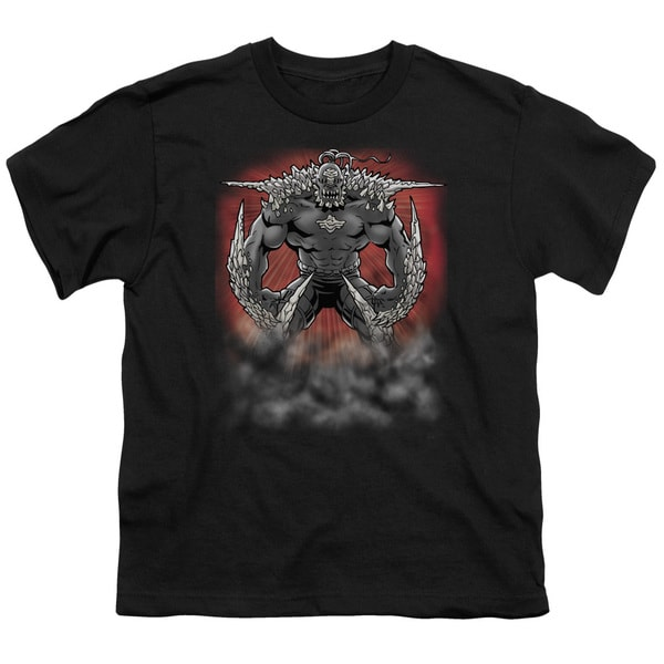 Superman/Doomsday Dust Short Sleeve Youth 18/1 in Black