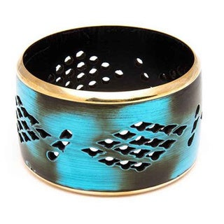 Jali Stenciled Bangle