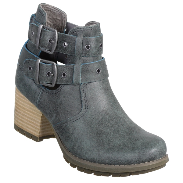 Cat by Caterpillar Women's Tora Teal Boots