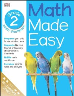Math Made Easy: Grade 2 (Paperback)