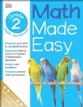Math Made Easy: Grade 2 (Paperback)