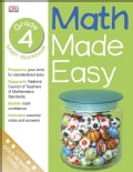 Math Made Easy: Grade 4 (Paperback)