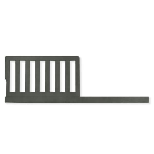 Evolur Black Wood Toddler Rail