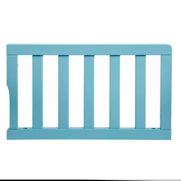 Dream On Me Blue Universal Convertible Crib Toddler Guard Rail