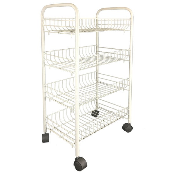 4-tier Trolley/Rack