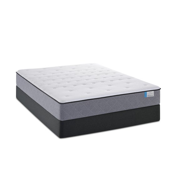 Sealy Posturepedic San Antonio Valley Firm Queen-size Mattress Set