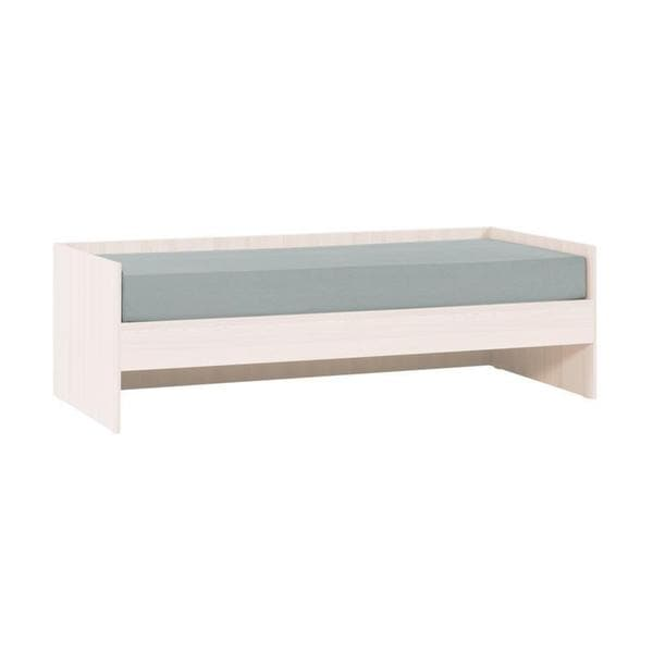 Voelkel Spot Collection Twin Daybed With White Trundle And Wooden