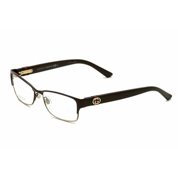 Gucci 4244 00ZJ Womens Rectangular Eyeglasses