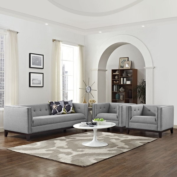 Serve 3-Piece Living Room Furniture Set