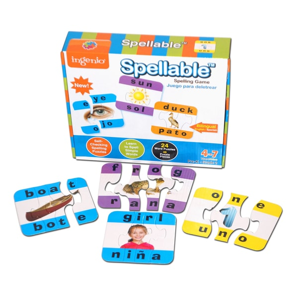 Spellable Spelling puzzle