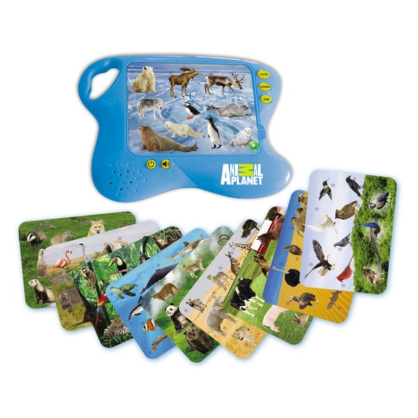 Animal Planet Animals of world Learning Pad