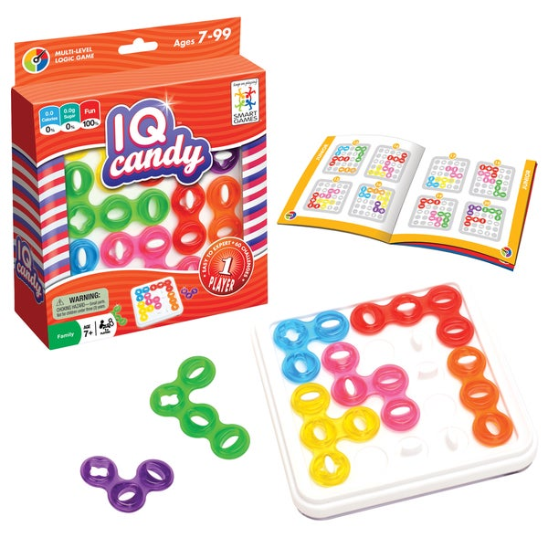 Smart Games IQ Candy