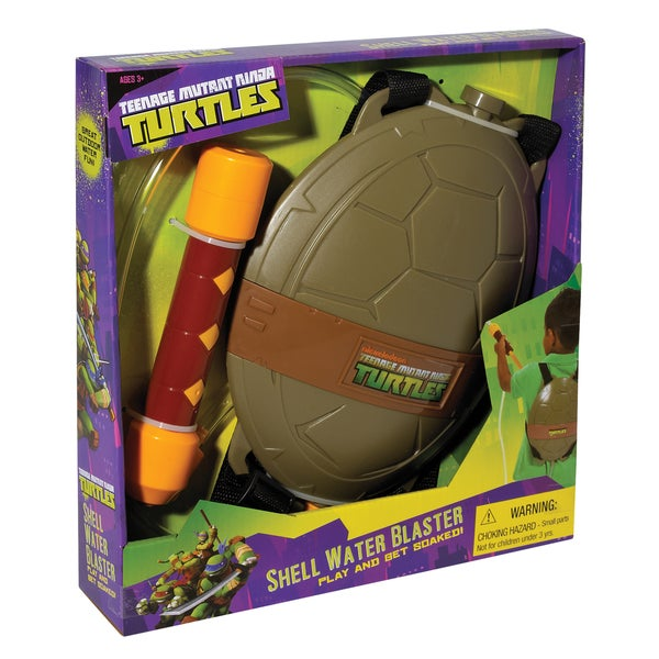 Teenage Mutant Ninja Turtles Shell Water Blaster