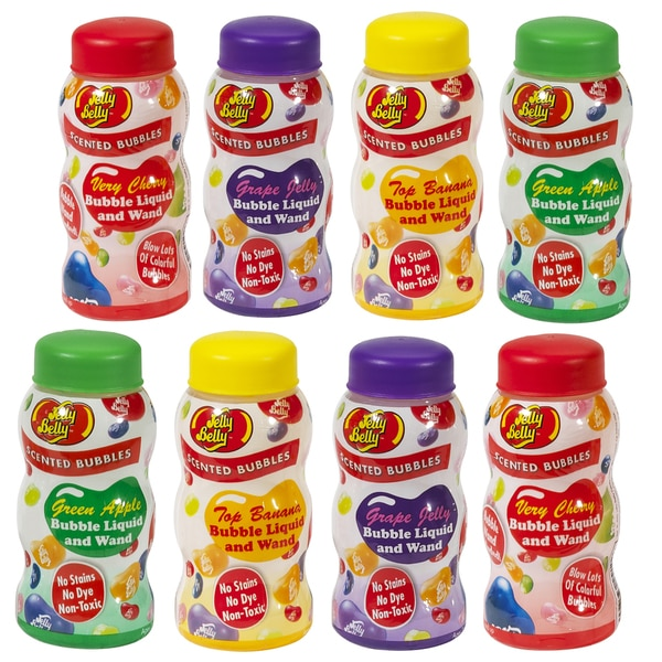 Jelly Belly Party Pack Bubbles, 8 Pack