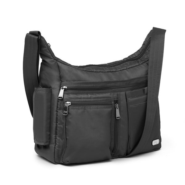 Lug USA Double Dutch Crossbody Messenger Bag
