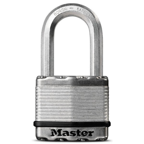 "Master Lock M5XDLFHC 2"" Magnum Padlock"