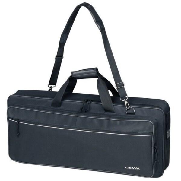 Gewa 272070 Black Cordura Size E Economy Keyboard Gig Bag