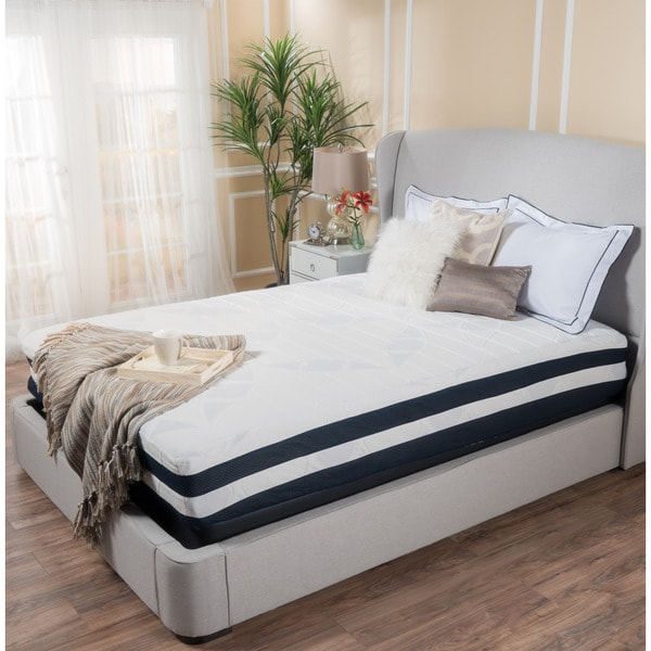 Denise Austin Home 12-inch Memory Foam King-size Mattress