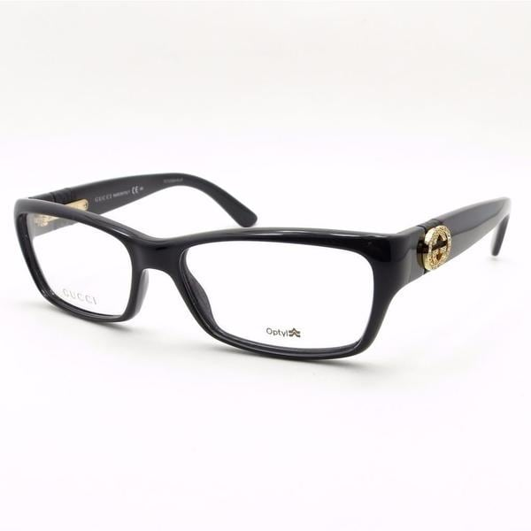 Gucci 3773/U 0D28 Womens Rectangular Eyeglasses