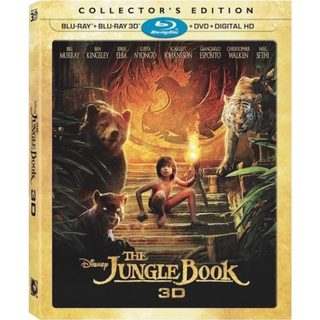 The Jungle Book 3D (Blu-ray/DVD) 21176033
