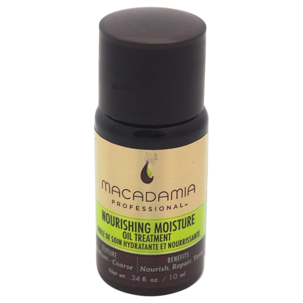 Macadamia 0.34-ounce Nourishing Moisture Oil Treatment