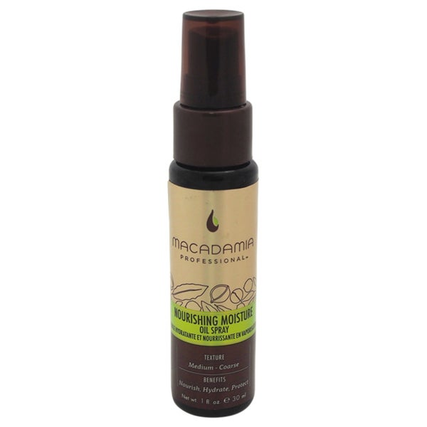 Macadamia 1-ounce Nourishing Moisture Oil Spray