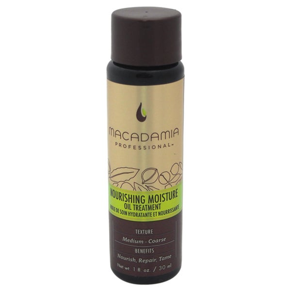 Macadamia 1-ounce Nourishing Moisture Oil Treatment