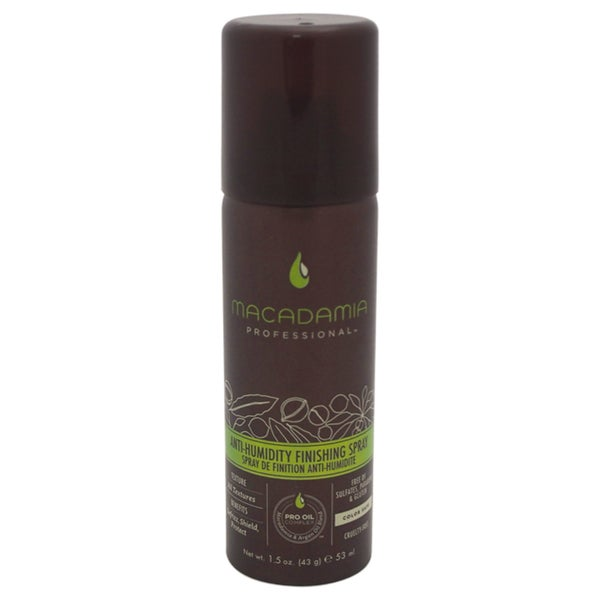Macadamia 1.5-ounce Anti-Humidity Finishing Spray