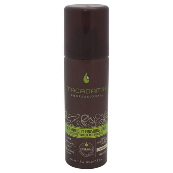 Macadamia 1.5-ounce Anti-Humidity Finishing Spray