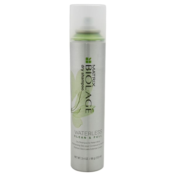 Matrix Biolage Waterless Clean & Full 3.4-ounce Dry Shampoo