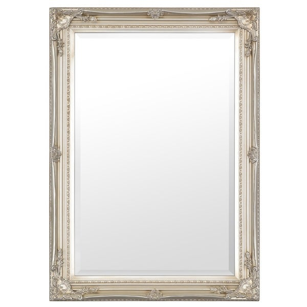 Maissance II Warm Silver Medium Mirror