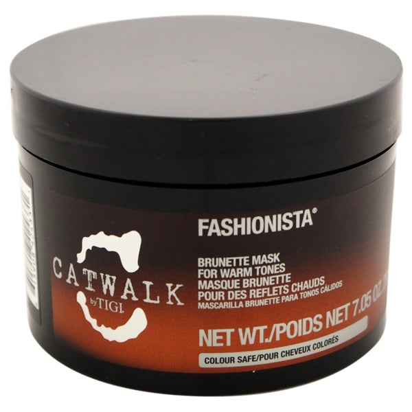 TIGI Catwalk Fashionista 7.05-ounce Brunette Mask for Warm Tones
