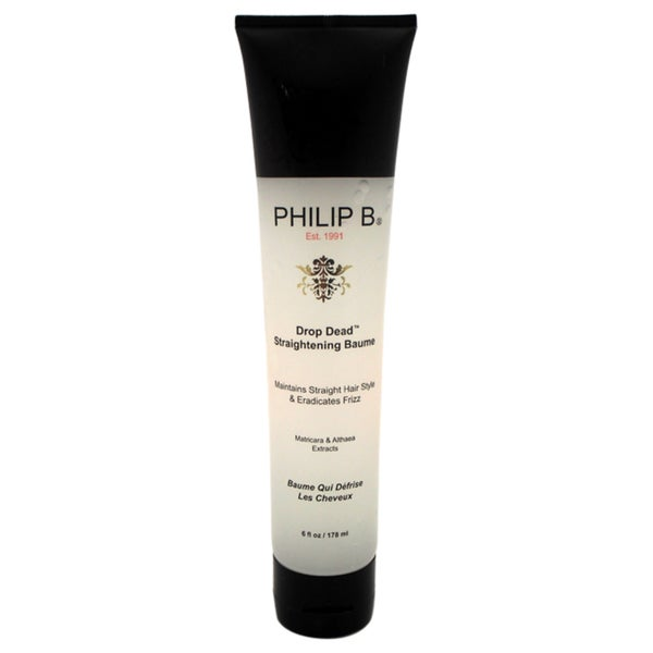 Philip B. 6-ounce Drop Dead Straightening Baume