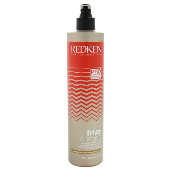 Redken 13.5-ounce Frizz Dismiss Leave In Smoothing Service