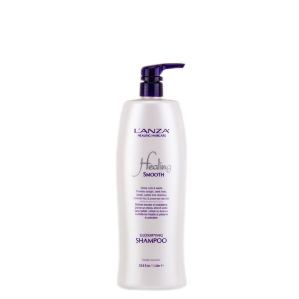Lanza Healing Smooth Glossifying 33.8-ounce Shampoo