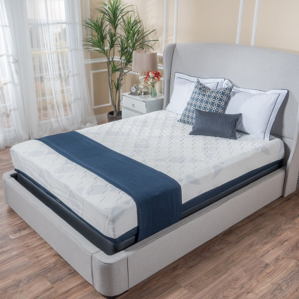 Denise Austin 10-inch Memory Foam King-size Mattress